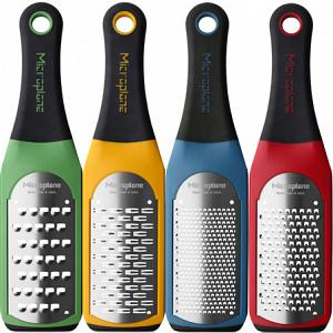 Microplane 4-piece Artisan Series Grater Set